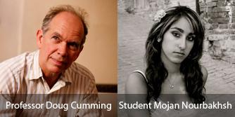 Doug Cumming and Mojan Nourbakhsh