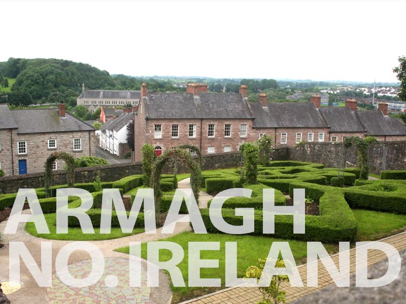 Armagh, Northern Ireland