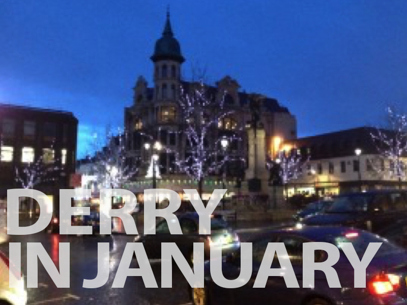 Derry in January